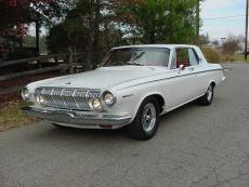1963 DODGE POLARA COUPE