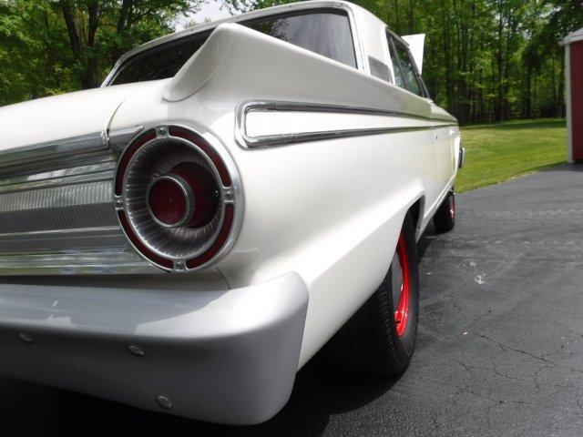 1963 FORD FAIRLANE 500 STREET GASSER 302, AUTO - Photo
