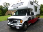 2005 FORD E-450 GULF STREAM MOTOR HOME RETROLINER V-10
