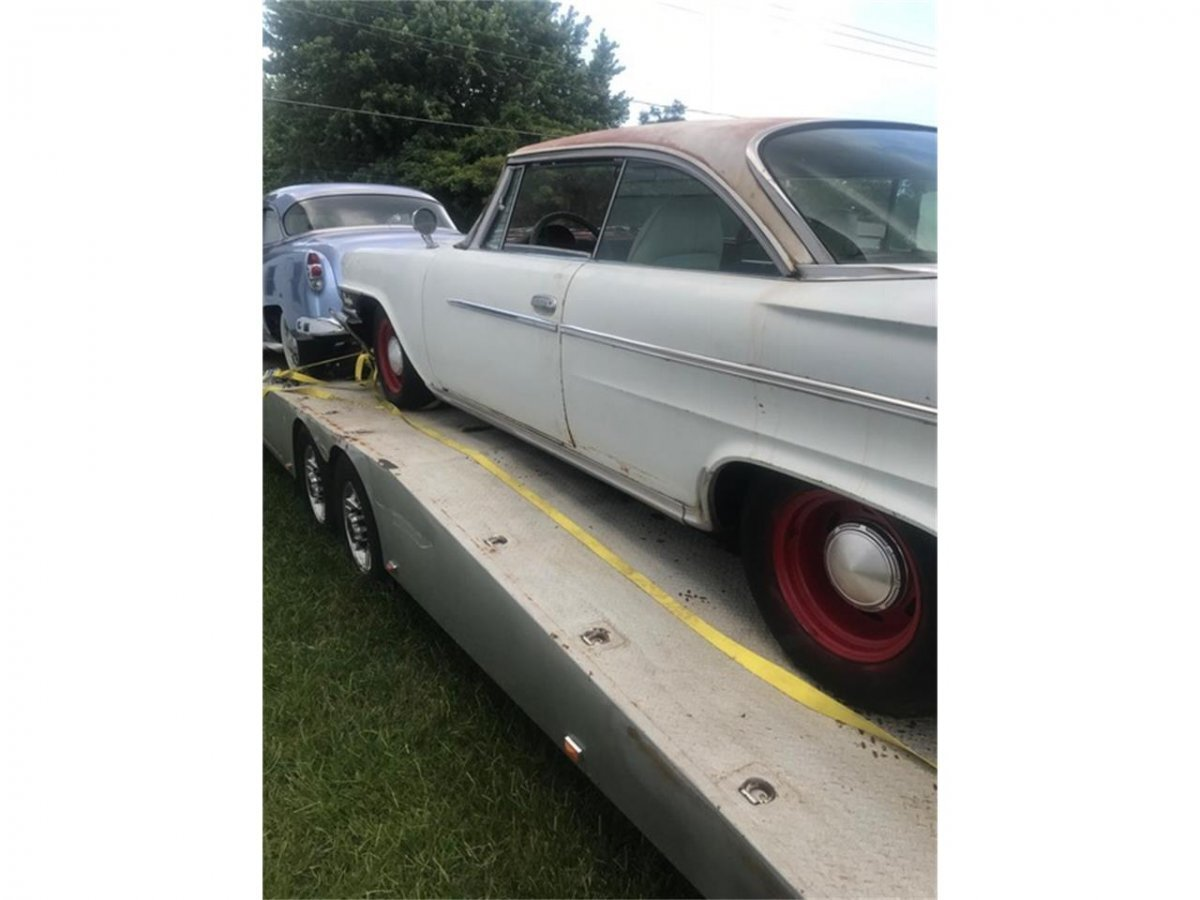 1962 CHRYSLER 300 383, AC, PATINA in Milford, OH