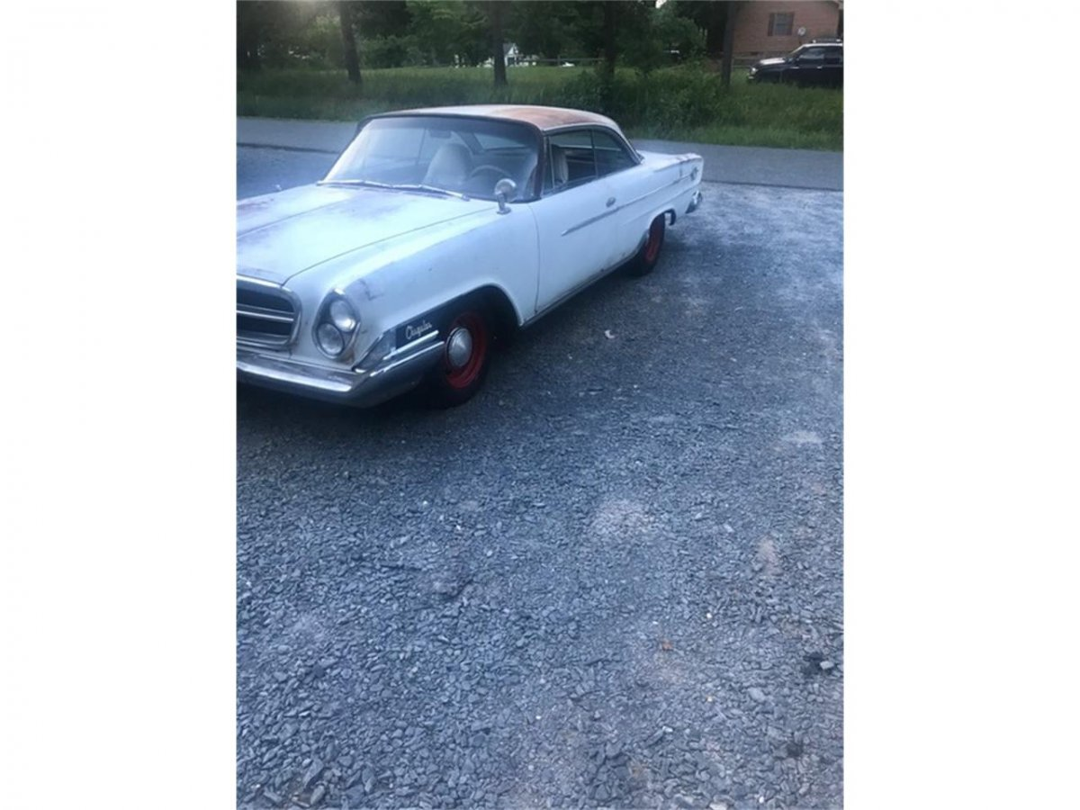 1962 CHRYSLER 300 383, AC, PATINA - Photo