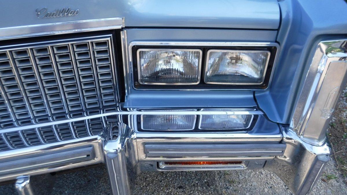 1976 CADILLAC ELDORADO CONVERTIBLE LEATHER CONVERTIBLE - Photo