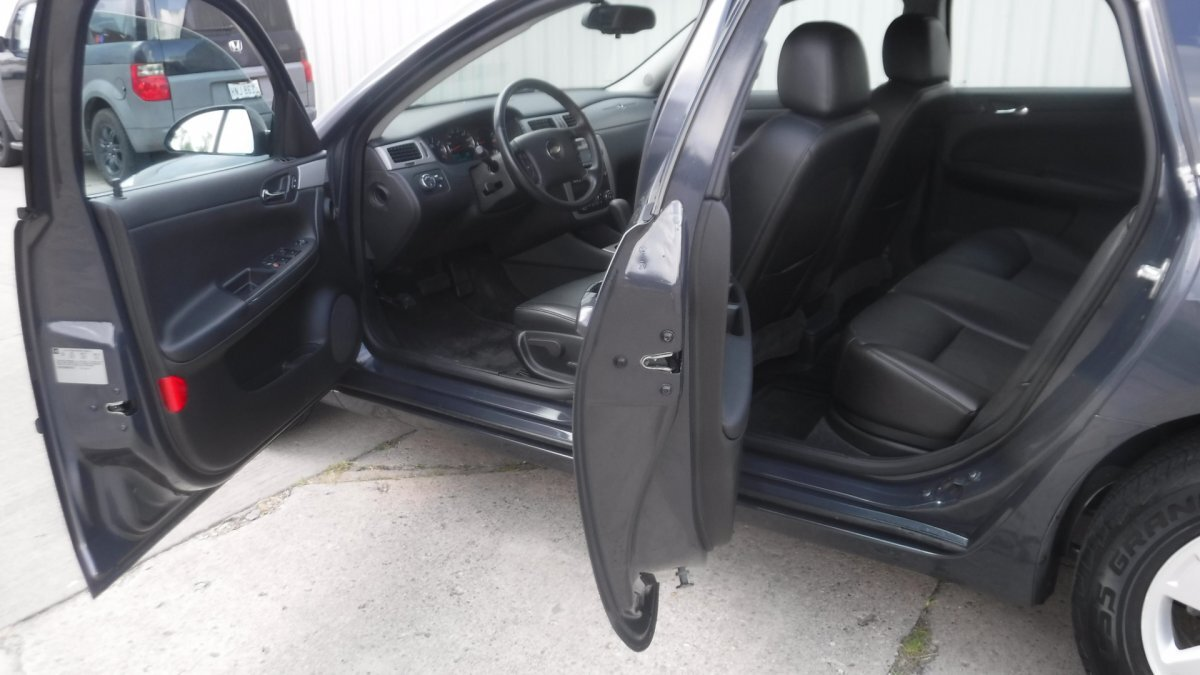 2008 CHEVROLET IMPALA LT SUN ROOF V6 - Photo