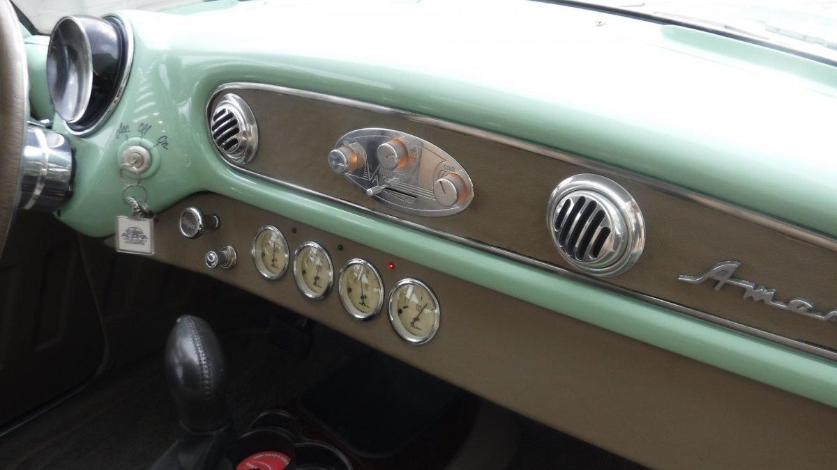 1959 AMC RAMBLER SUPER 2 DOOR WAGON SUPER WAGON 4.3 RESTO MOD - Photo