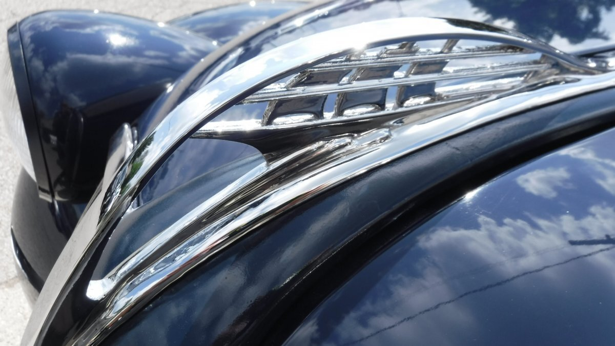 1937 PLYMOUTH P4 TWO DOOR 6 CYL RESTORED - Photo