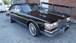 1985 CADILLAC SEVILLE LEATHER INTERIOR MOON ROOF