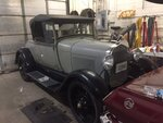 1929 FORD AR ROADSTER ROADSTER RUMBLE SEAT