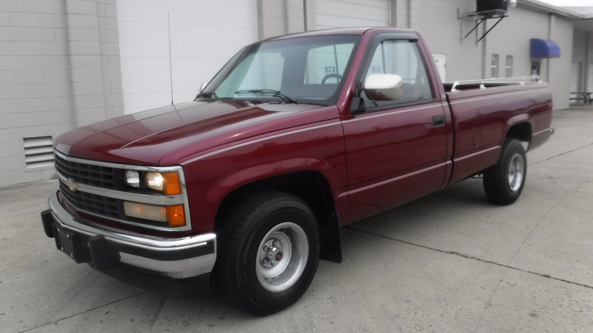 1989 CHEVROLET SILVERADO PICK UP LONG BED 2WD,5.7, AUTO in Milford, OH