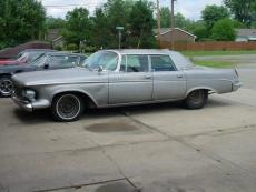 1963 CHRYSLER IMPERIAL LEBARON 4 DOOR LEBARON COACHWORK