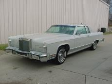 1979 LINCOLN 2 DOOR TOWN COUPE