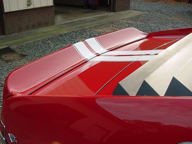 1968 AMC AMX 390 X CODE 4 SPEED - Photo