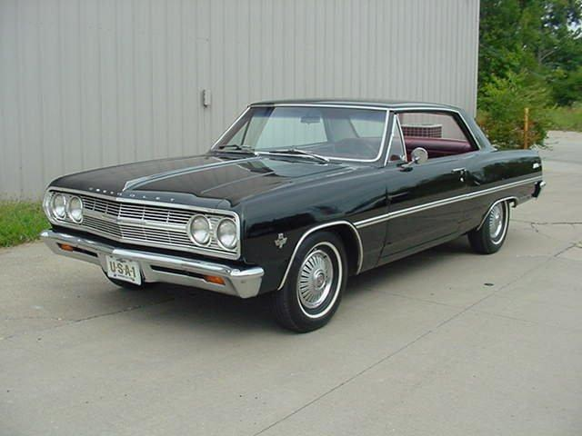 1965 CHEVROLET MALIBU CHEVELLE COUPE in Milford, OH