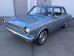 1965 AMC RAMBLER AMERICAN 6 CYL MANUAL 2 DOOR SEDAN