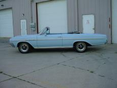 1964 BUICK SKYLARK CONVERTIBLE CONVERTIBLE 300-250HP V8