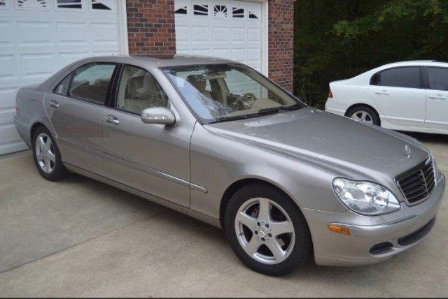 2005 MERCEDES BENZ S500 SUN ROOF in Milford, OH