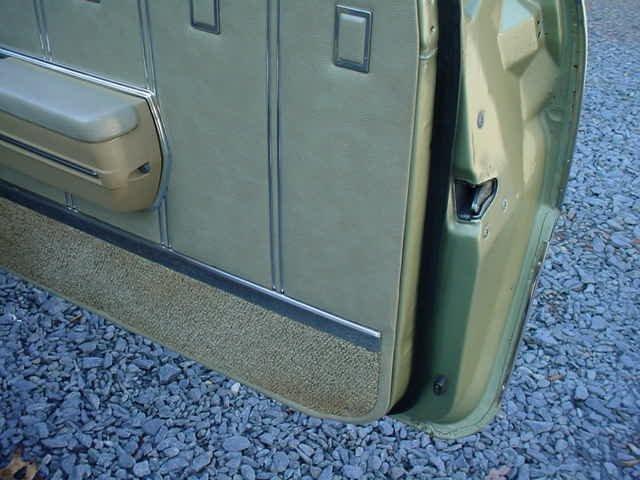 1968 BUICK LESABRE 2 DOOR CUSTOM 400 CUSTOM 400 COUPE - Photo