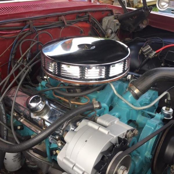 1963 PONTIAC CATALINA 2 DOOR HARDTOP 389-2 MANUAL TRANS - Photo