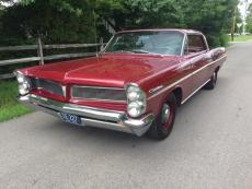 1963 PONTIAC CATALINA 2 DOOR HARDTOP 389-2 MANUAL TRANS