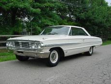 1964 FORD GALAXIE 500 SPORT ROOF 390 FOUR SPEED