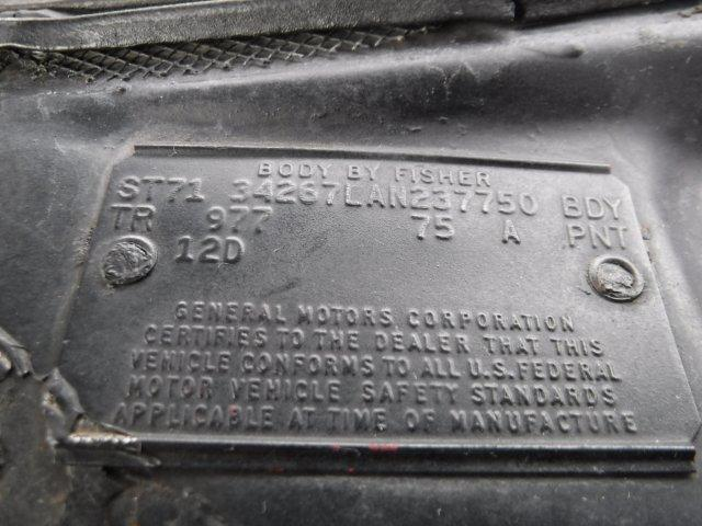 1971 OLDSMOBILE CUTLASS CONVERTIBLE - Photo