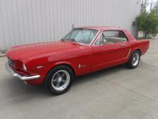 1966 FORD MUSTANG COUPE V8, AUTO