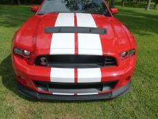 2014 FORD MUSTANG SHELBY GT 500 COBRA SHELBY GT 500 COBRA CONVERTIBLE