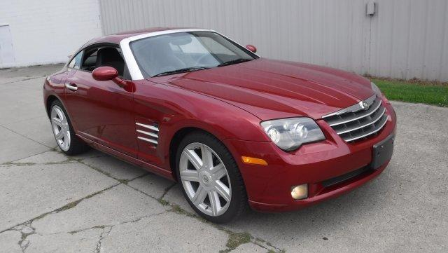 2004 CHRYSLER CROSSFIRE AUTO, LOADED - Photo