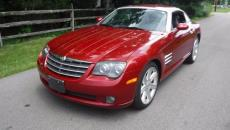 2004 CHRYSLER CROSSFIRE AUTO, LOADED