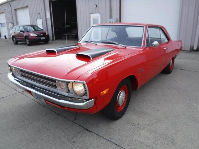 1972 DODGE DART SWINGER 360 AUTO in Milford, OH