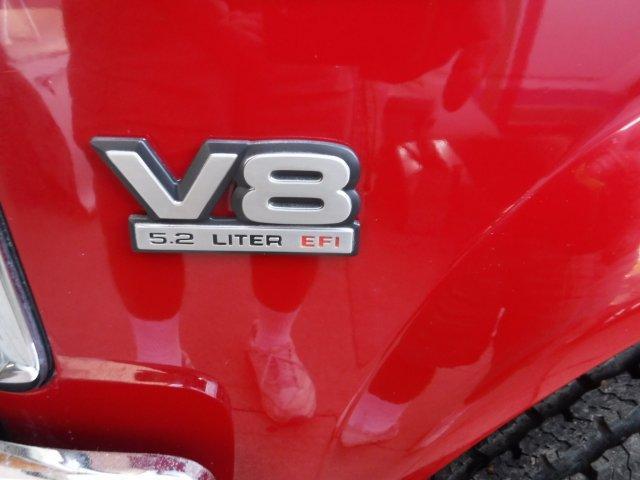 1992 DODGE DAKOTA V8, 4X4 LE - Photo