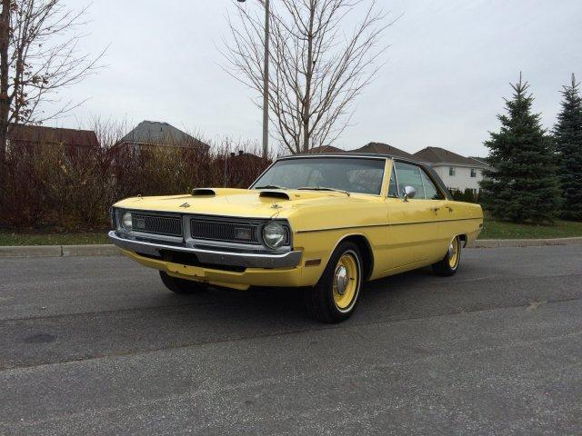 1970 DODGE DART SWINGER 340 AUTO AC in Milford, OH