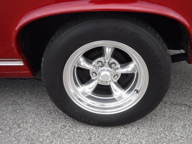 1969 CHEVROLET ELCAMINO BUCKET SEATS FLOOR SHIFT AUTO - Photo