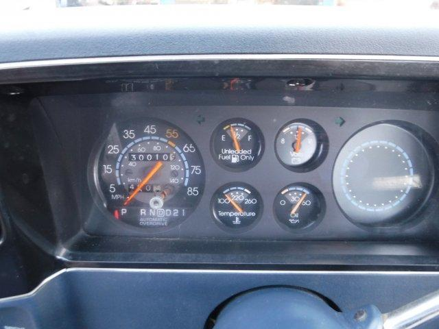 1987 CHEVROLET ELCAMINO V8, AUTO, TWO TONE PAINT - Photo