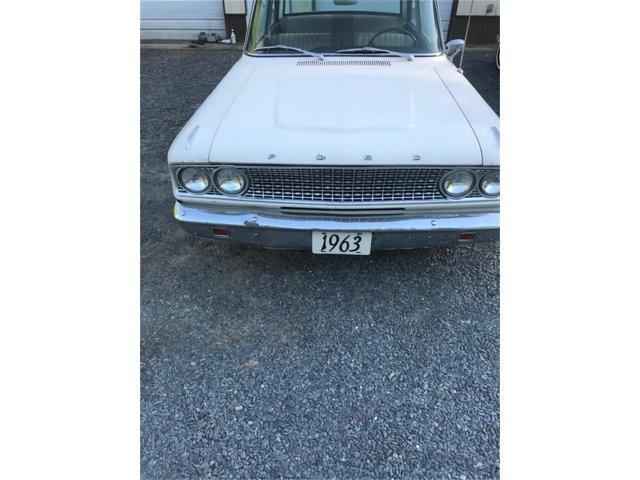 1963 FORD FAIRLANE 500 FAIRLANE 500 2 DOOR V8 - Photo