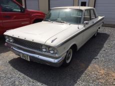 1963 FORD FAIRLANE 500 FAIRLANE 500 2 DOOR V8