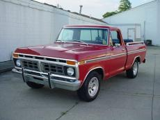 1979 FORD F-150 SHORT BOX CUSTOM CUSTOM CHORTBOX 390, AUTO