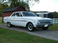 1963 FORD FALCON FUTURA COUPE V8 4 SPEED