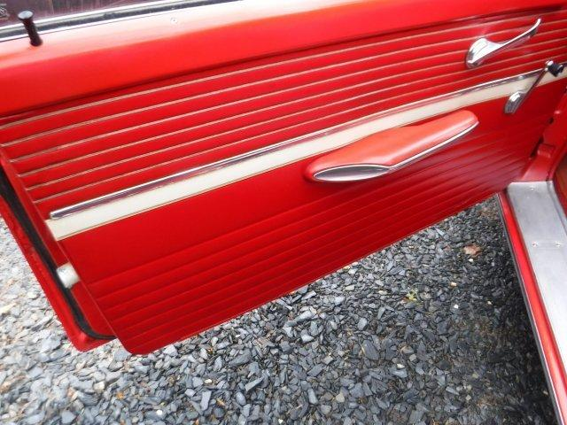 1962 FORD GALAXIE SUNLINER CONVERTIBLE - Photo