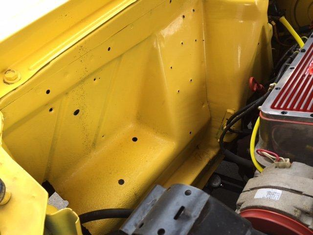 1973 AMC GREMLIN HATCH BACK L-88 POWERED 454 BENCH SEAT - Photo