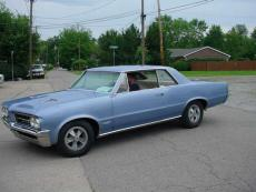 1964 PONTIAC GTO COUPE FACTORY MATCHING NUMBERS 4 SPEED