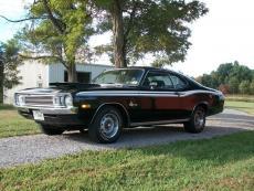 1972 DODGE DEMON 340 340