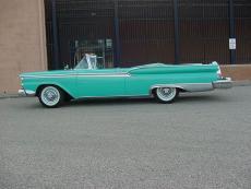 1959 FORD FAIRLANE 500 CONVERTIBLE