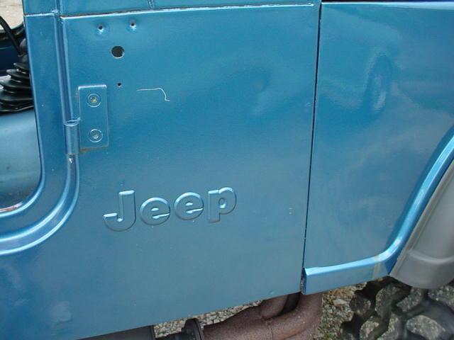 1976 JEEP CJ5 304-2 V8, MANUAL TRANSMISSION - Photo