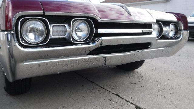 1967 OLDSMOBILE CUTLASS SUPREME HOLIDAY COUPE 330-4, K50, 3 SPEED MANUAL HURST SHIFTER, RALLY PA - Photo