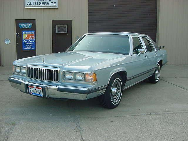 1991 MERCURY GRAND MARQUIS LS LS in Milford, OH