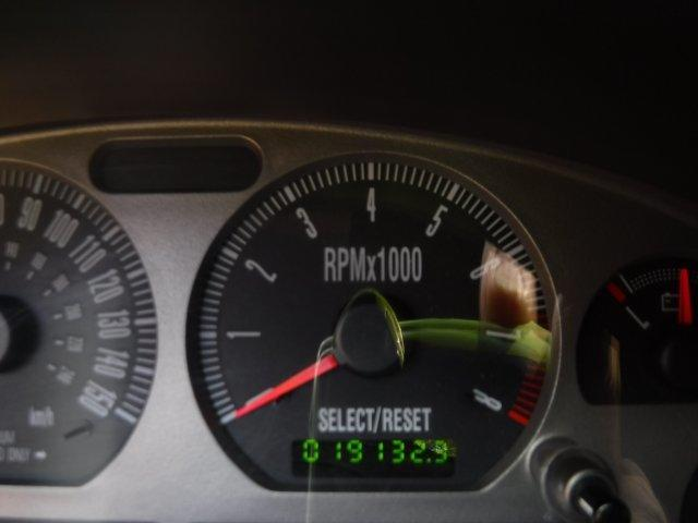 2003 FORD MUSTANG MACH 1 5 SPEED BLACK / BLACK - Photo