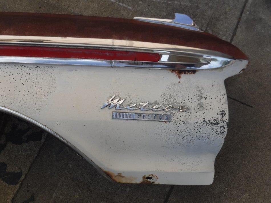1963 MERCURY METEOR S33 V8 4 SPEED - Photo