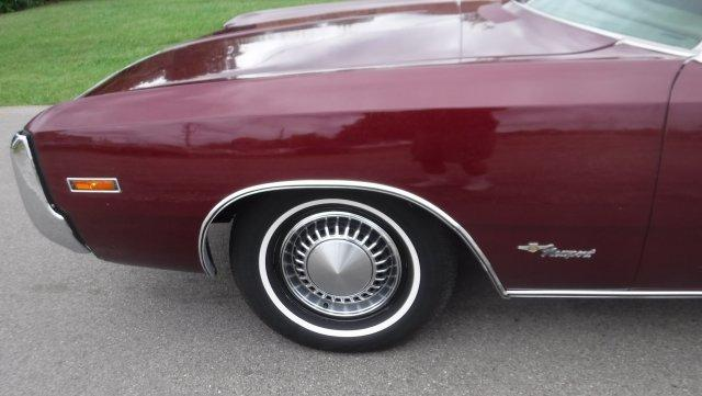 1970 CHRYSLER NEWPORT CONVERTIBLE 383, AC, - Photo