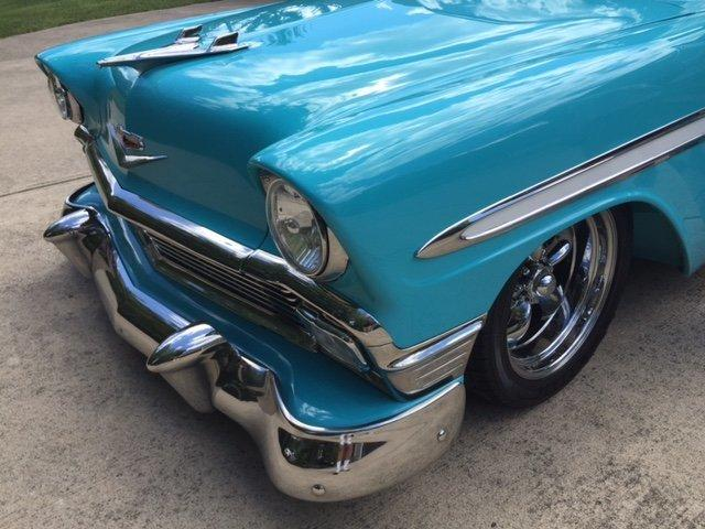 1956 CHEVROLET NOMAD RESTO MOD 502-502 - Photo