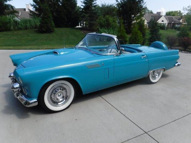 1956 FORD THUNDERBIRD HARD TOP / CONVERTIBLE in Milford, OH
